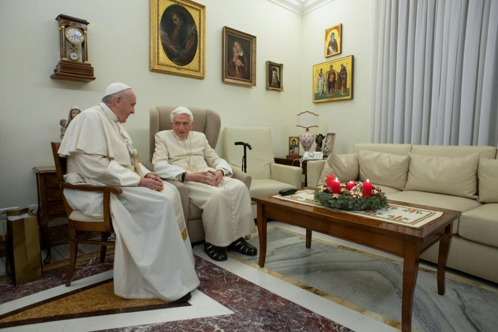 The book highlighting Benedict's position on celibacy in the priesthood came as Pope Francis considers possible exceptions to the rule