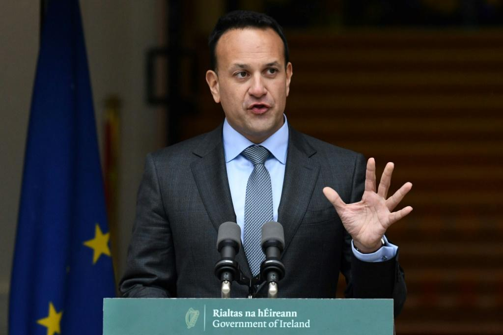 "Varadkar said there is a ""window of opportunity"" to get a new government in place before the next European Council meeting in March"
