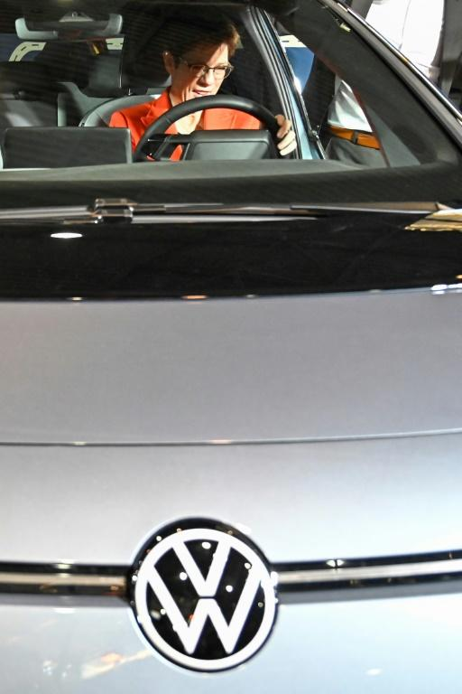 Volkswagen's ID.3, the new Golf, maybe