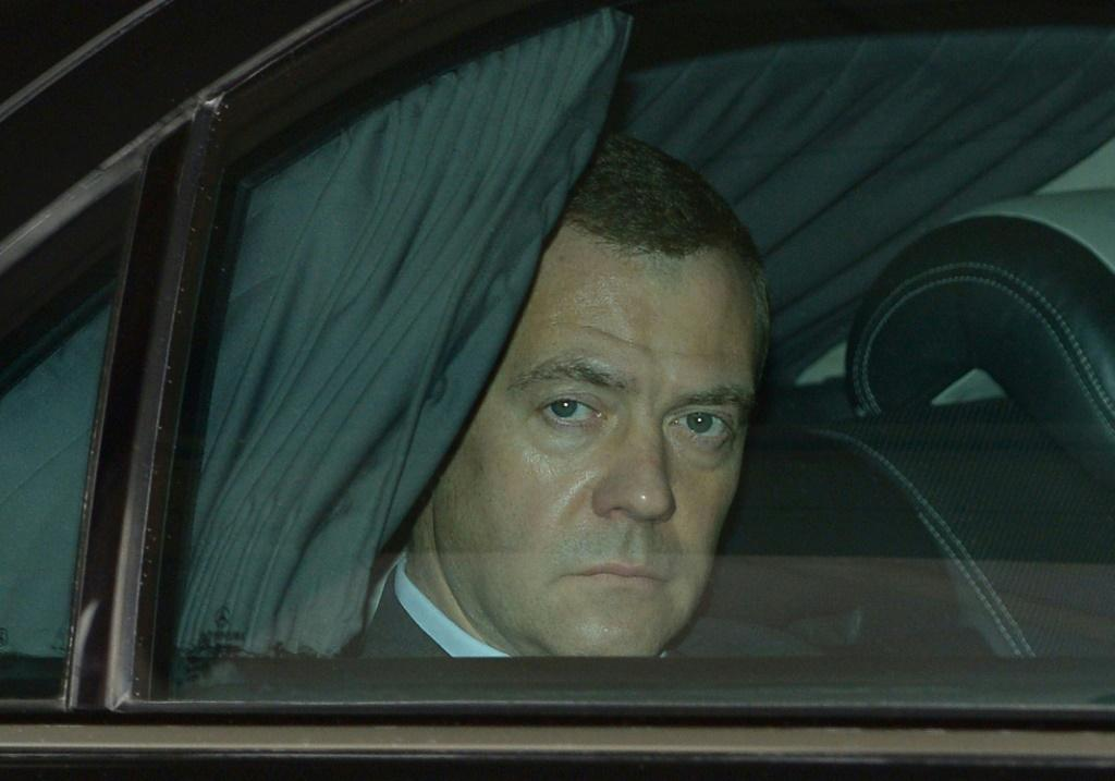 Dmitry Medvedev, a longtime ally of Russian President Vladimir Putin, loses his job as prime minister with the government's resignation
