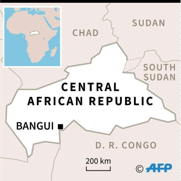 The Central African Republic is ranked next to last on the UN's 2018 Human Development Index. Life expectancy is just 52.9 years.