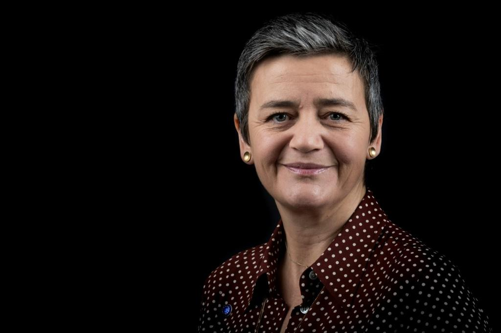 EU competition commissioner Margrethe Vestager has to weigh whether Europe's ambitious 'Green Deal' is compatible with the bloc's rules on state aid