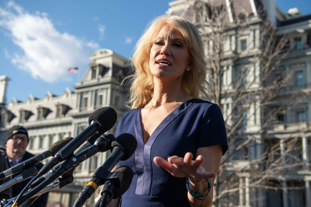 Kellyanne Conway, counselor to US President Donald Trump, says he'll be acquitted and free to win re-election