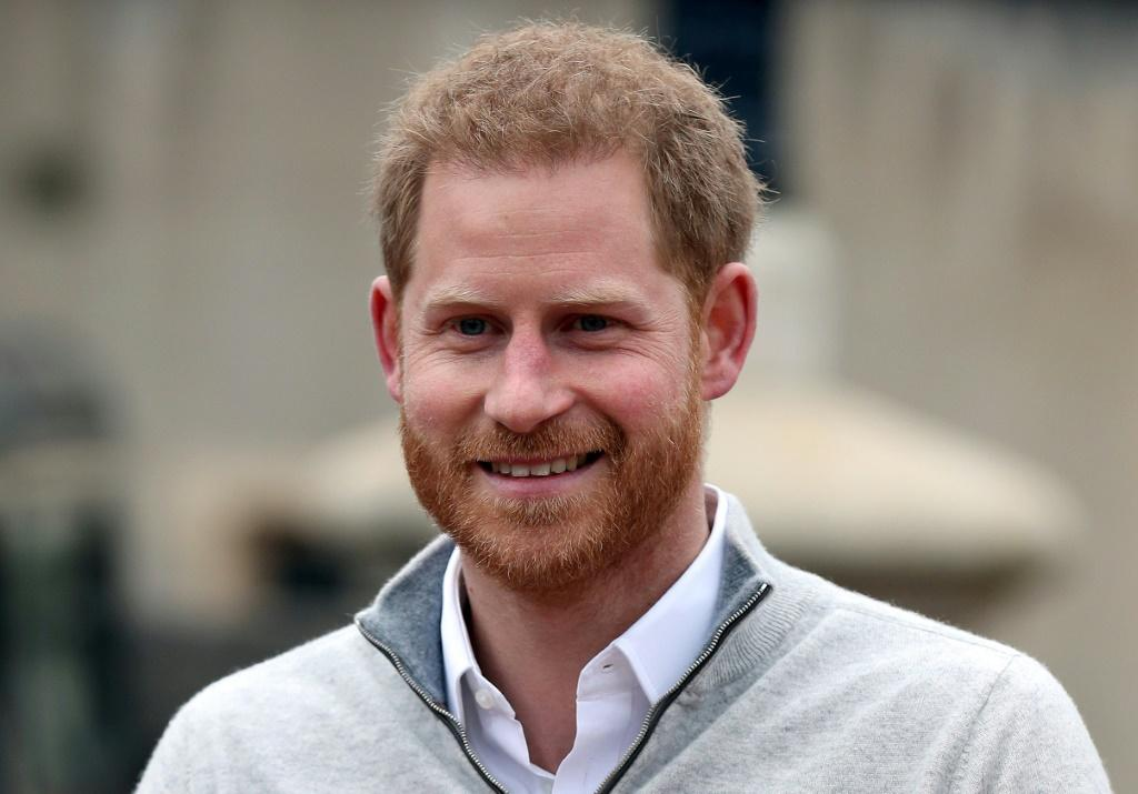 Prince Harry is patron of the Rugby Football League