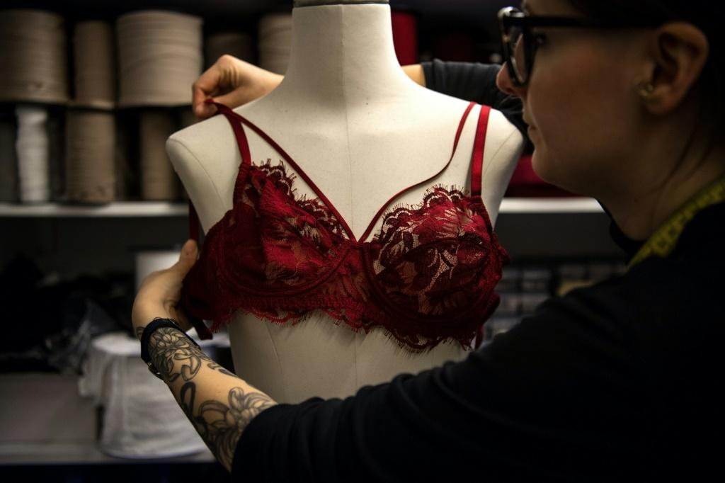 Designer Paloma Casile admits it is hard to be '100 percent ecological' in the lingerie business but is pushing designers to go as far as they can