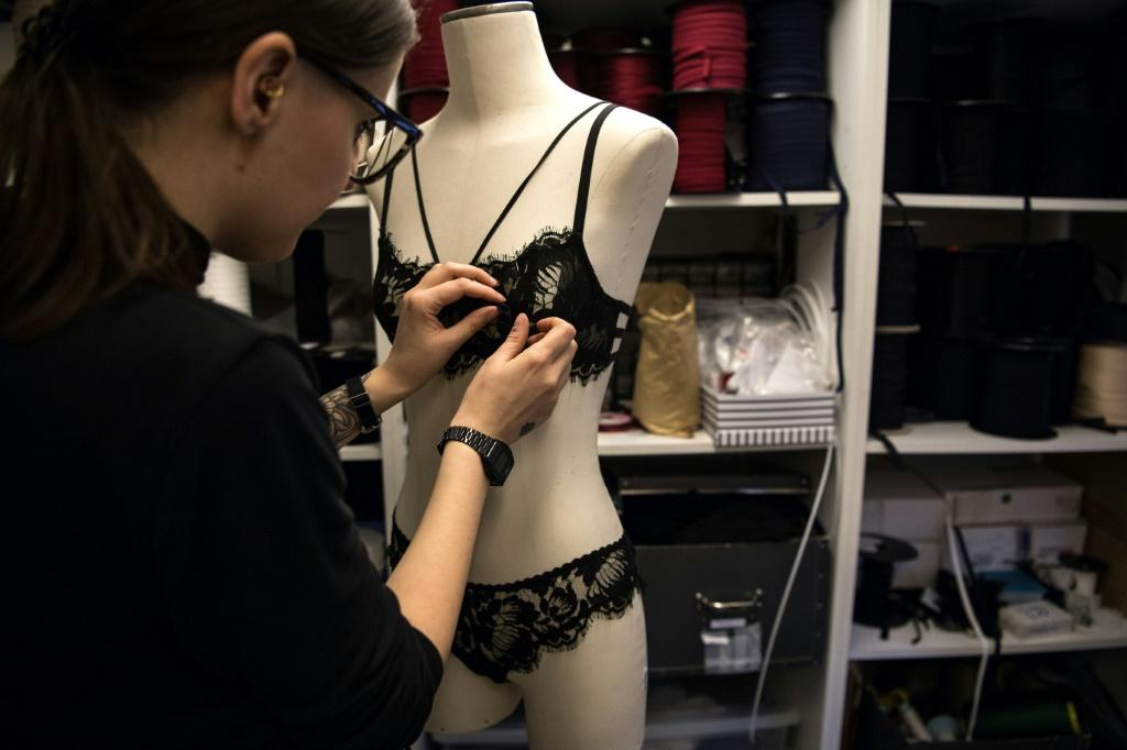 French lingerie designer Paloma Casile is one of the often young creators who want to see their industry become ecologically responsible