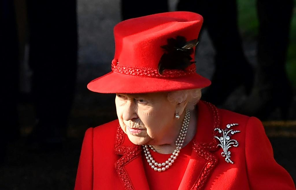 """Queen Elizabeth II described the settlement as """"a constructive and supportive way forward for my grandson and his family"""