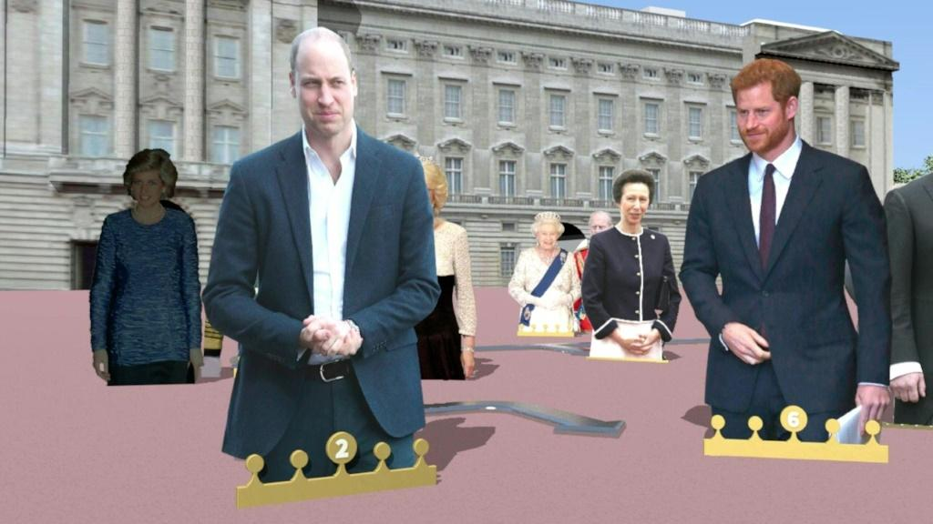 A quick guide to the British royal family