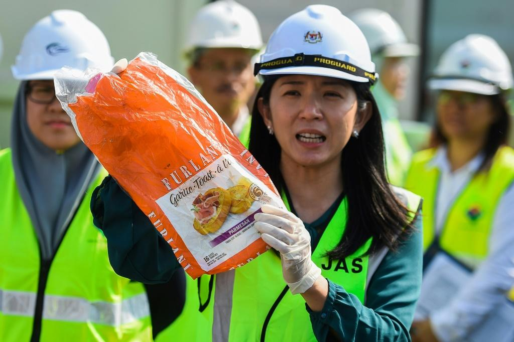 Environment Minister Yeo Bee Yin said Malaysia had returned 150 shipping containers of plastic waste to places including France, Britain and the US