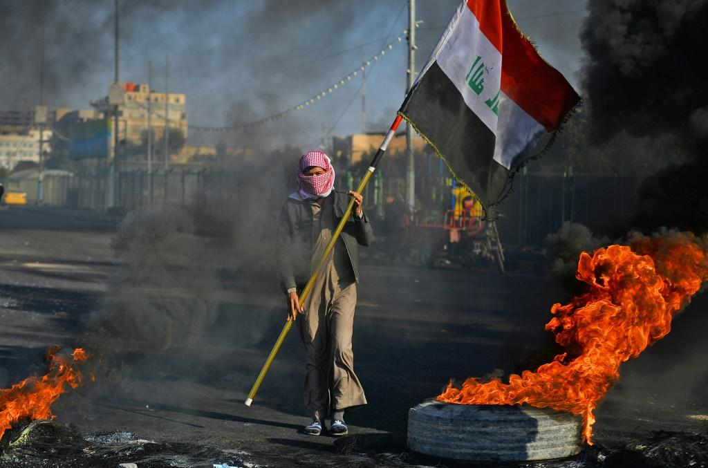 Iraqis have been demonstrating for months to demand sweeping reforms