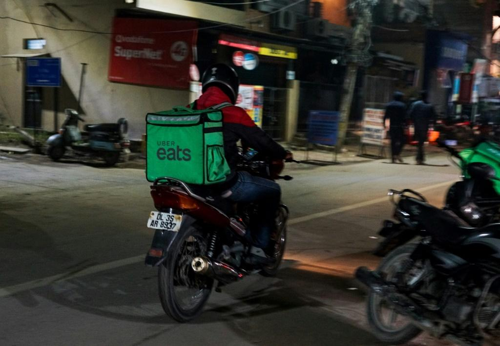 UberEats has struggled in India to keep up with competitor Zomato, one of the largest online food-delivery players