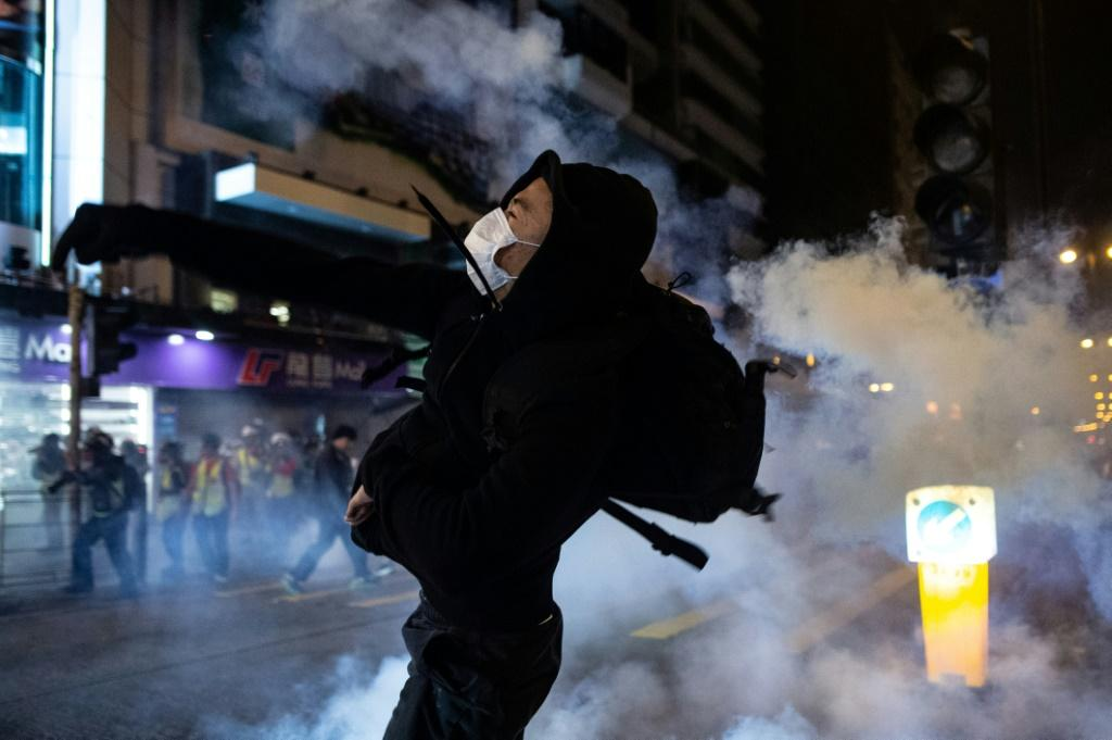 A new generation of young Hong Kong protesters have reasoned that violence is the only way to get results