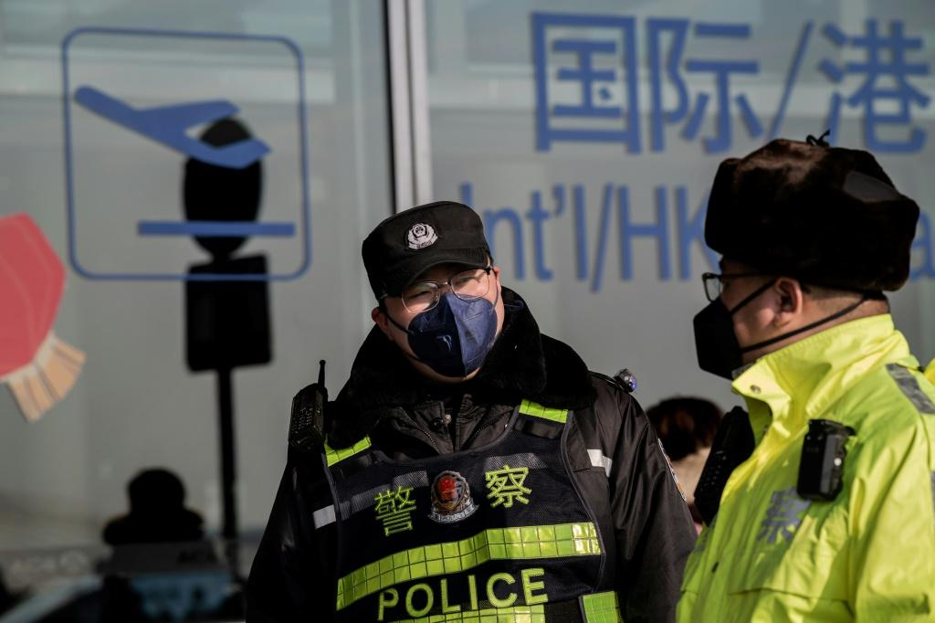 China's health commission announced measures to contain the disease, including sterilisation and ventilation at airports