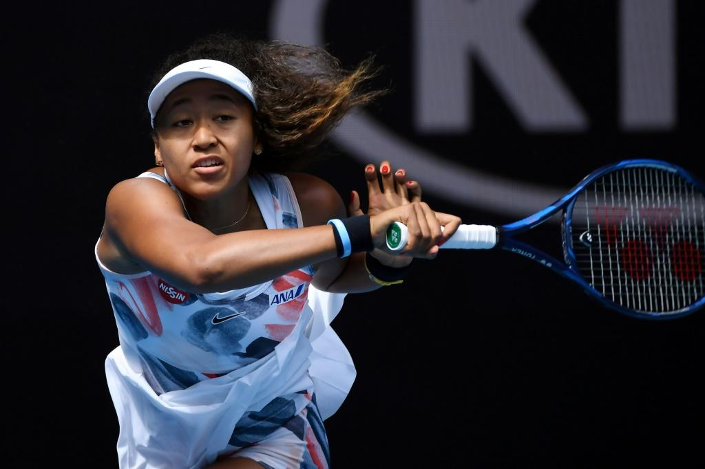 Japan's Naomi Osaka beat China's Zheng Saisai