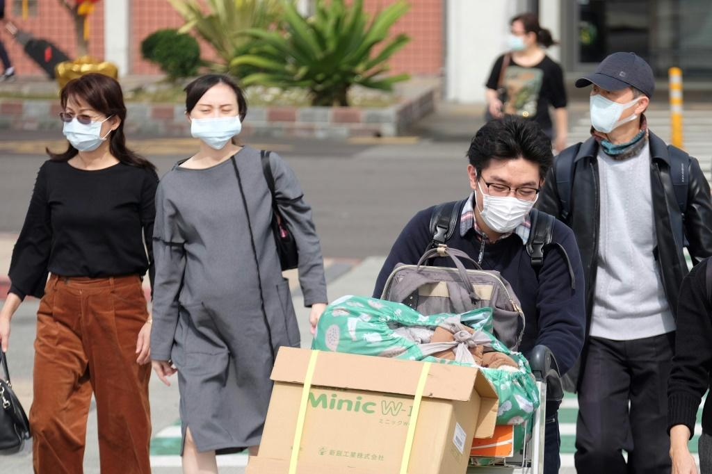 Taiwan has reported its first case of the new virus
