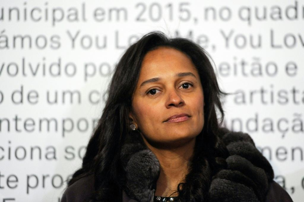 Dubbed Africa's richest woman, Isabel dos Santos is accused of using her father's backing to plunder state funds