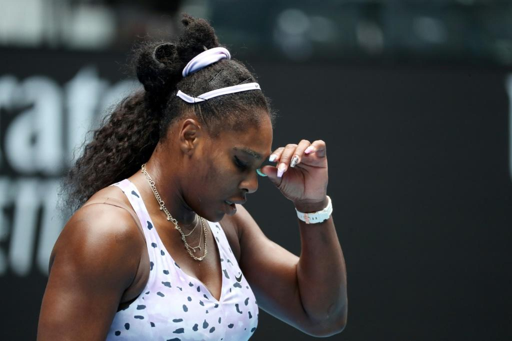 Serena Williams is a seven-time champion in Melbourne