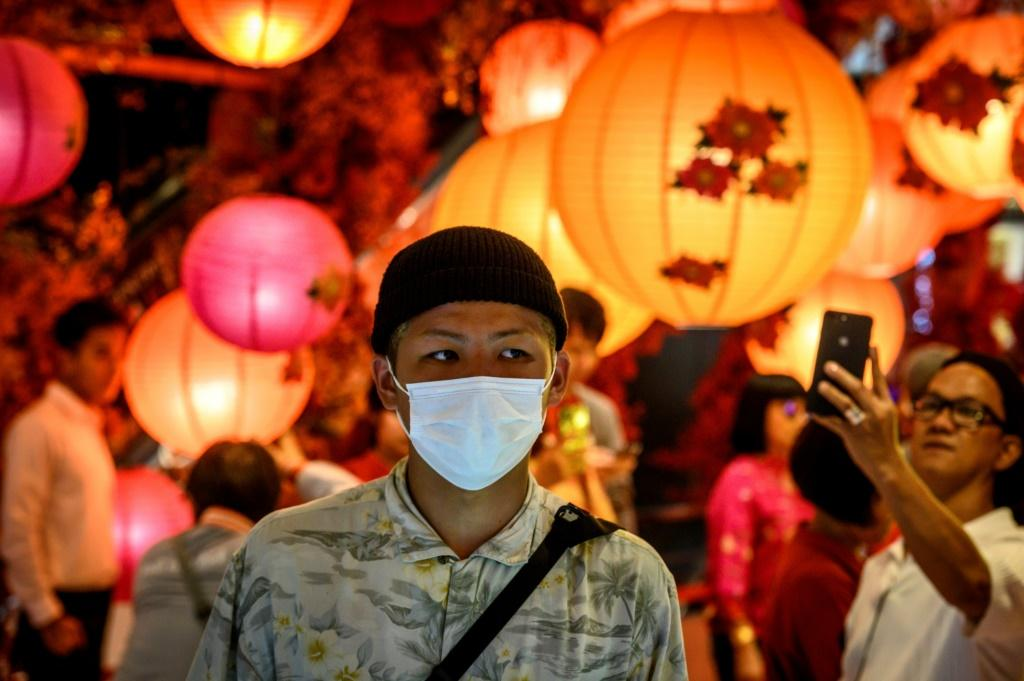 The outbreak comes as China is in the midst of its Lunar New Year holiday