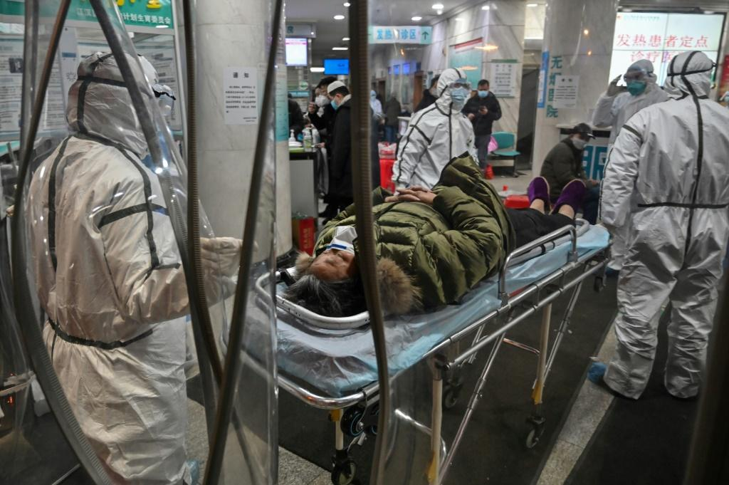 China's new viral outbreak has so far infectednearly 1,300 people and killed 41 others