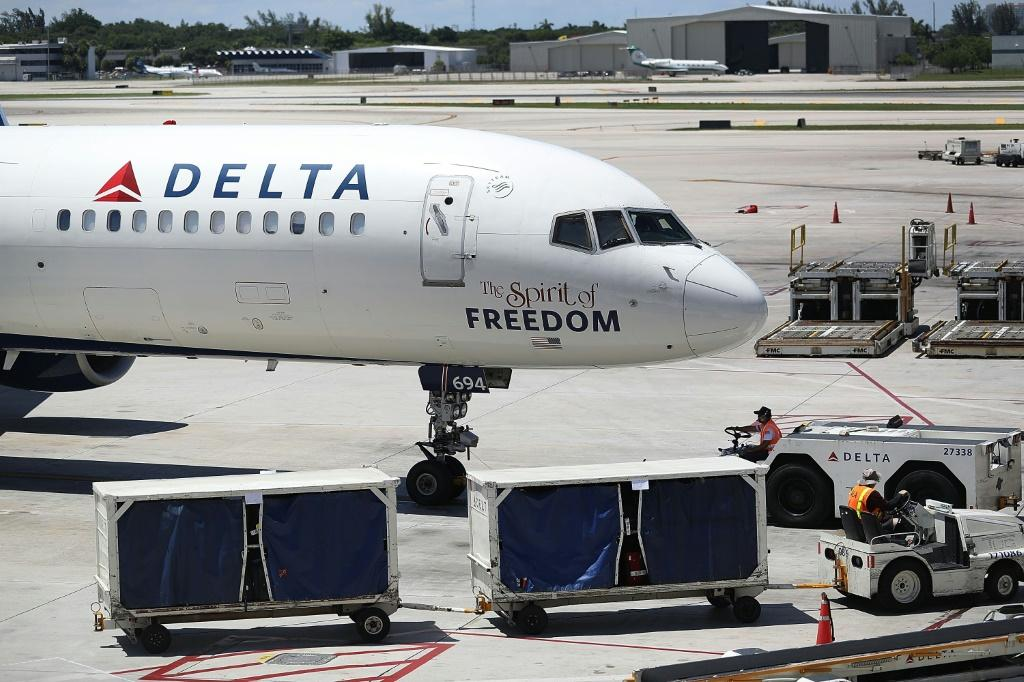The US Department of Transportation found Delta had 'engaged in discriminatory conduct' in removing the three Muslim passengers