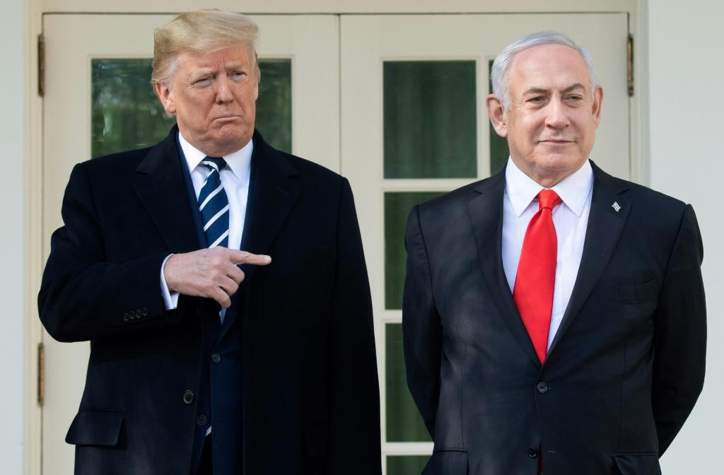 Israeli Prime Minister Benjamin Netanyahu has repeatedly boasted of his close relations with US President Donald Trump in his long battle to win reelection and ward off the graft charges against him