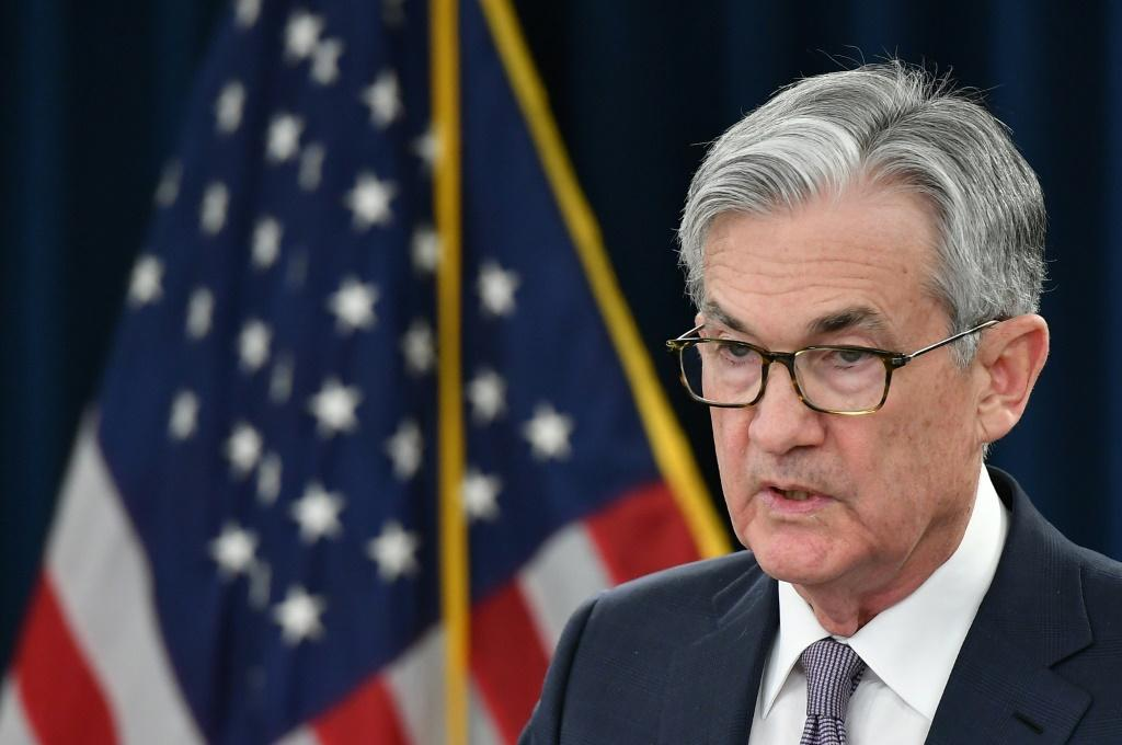 Fed's Powell remains upbeat about USA  economy