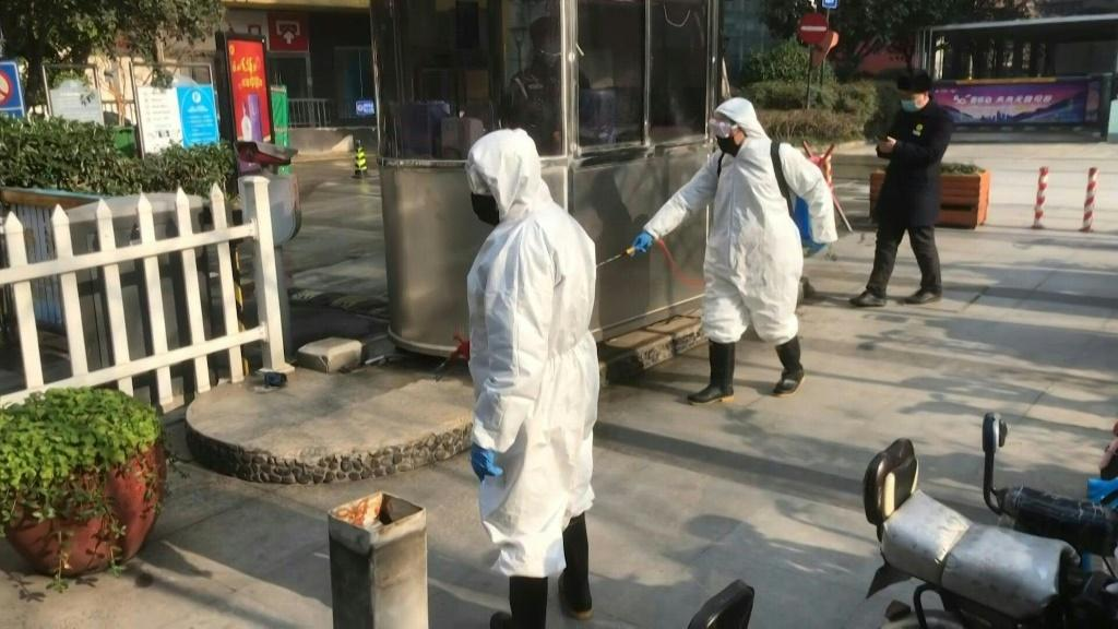 China's death toll from the coronavirus epidemic soared past 360 on Monday