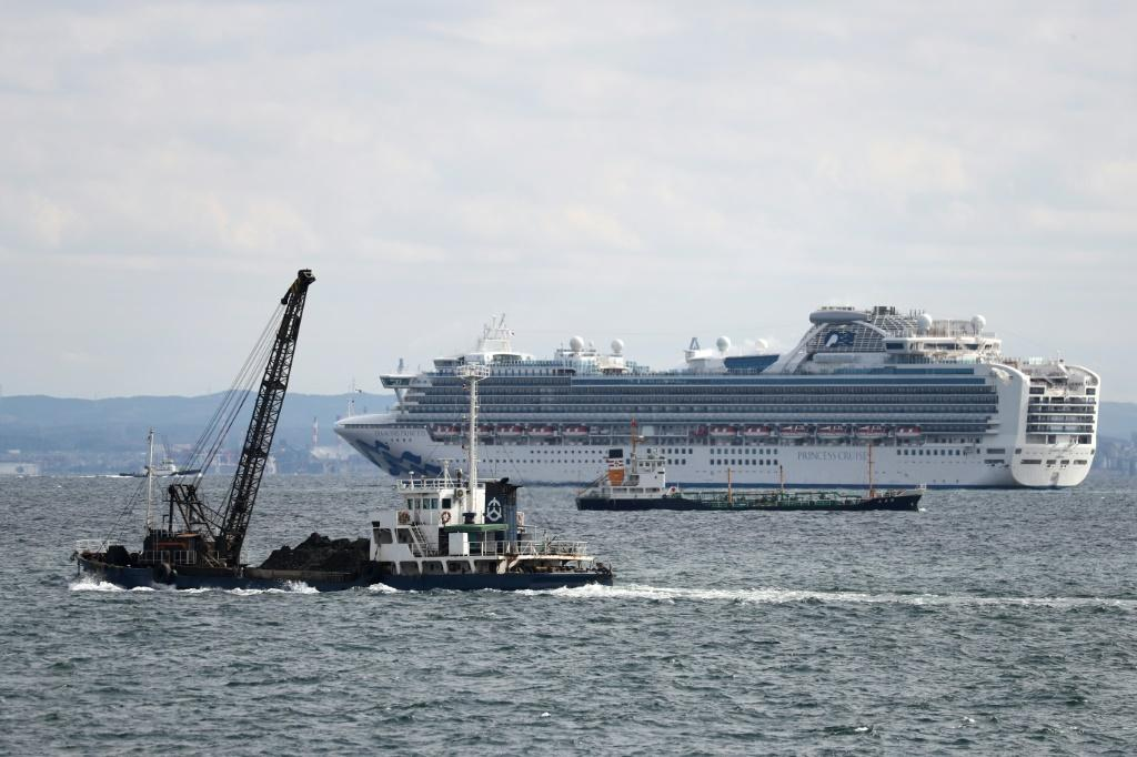 Japan has quarantined a cruise ship carrying 3,711 people and was testing those on board for the new coronavirus