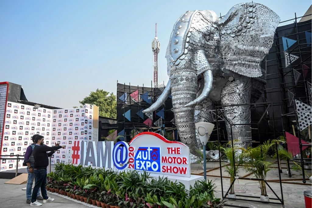 Organisers of the Auto Expo 2020 on the outskirts of New Delhi said the scores of Chinese stalls would instead bemanned by their Indian employees and representatives