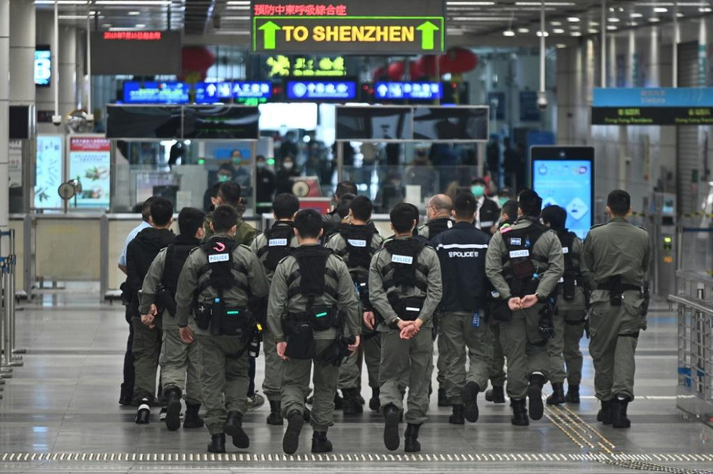 Hong Kong began enforcing a two-week quarantine for anyone arriving from mainland China, under threat of both fines and jail terms