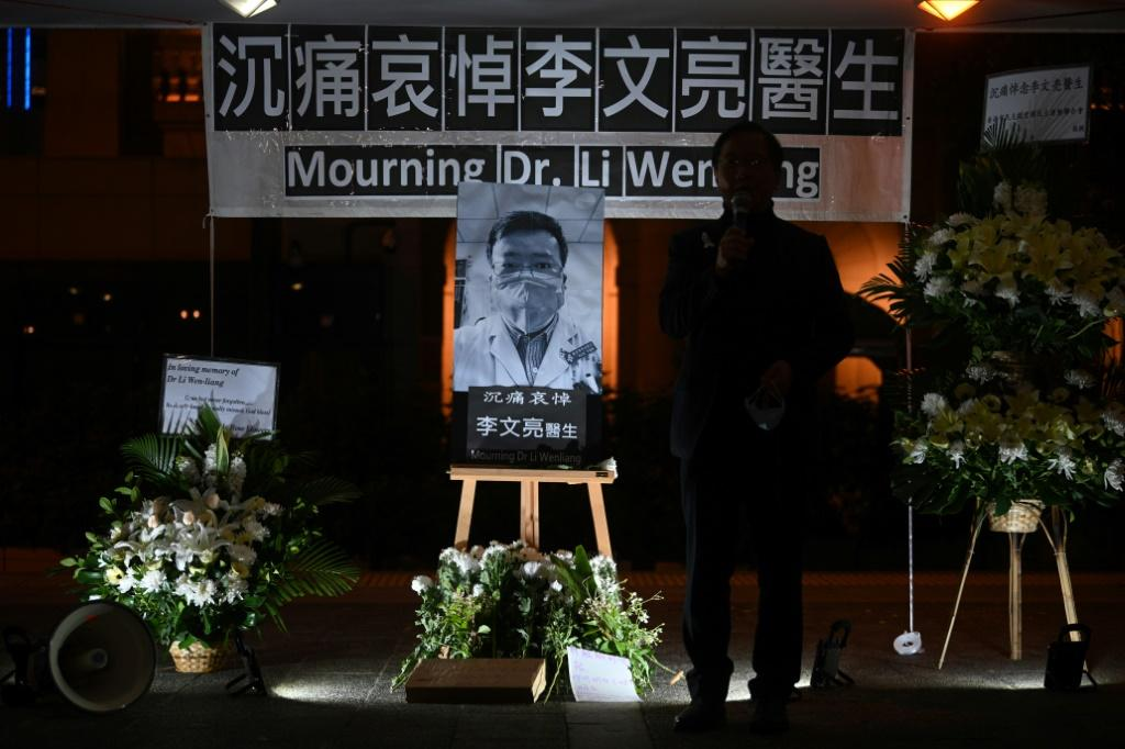 """Li Wenliang, an ophthalmologist who contracted the disease while treating a patient, was eulogised as a """"hero"""" while people on Twitter-like Weibo railed against """"fat officials"""" and demanded """"freedom of speech"""