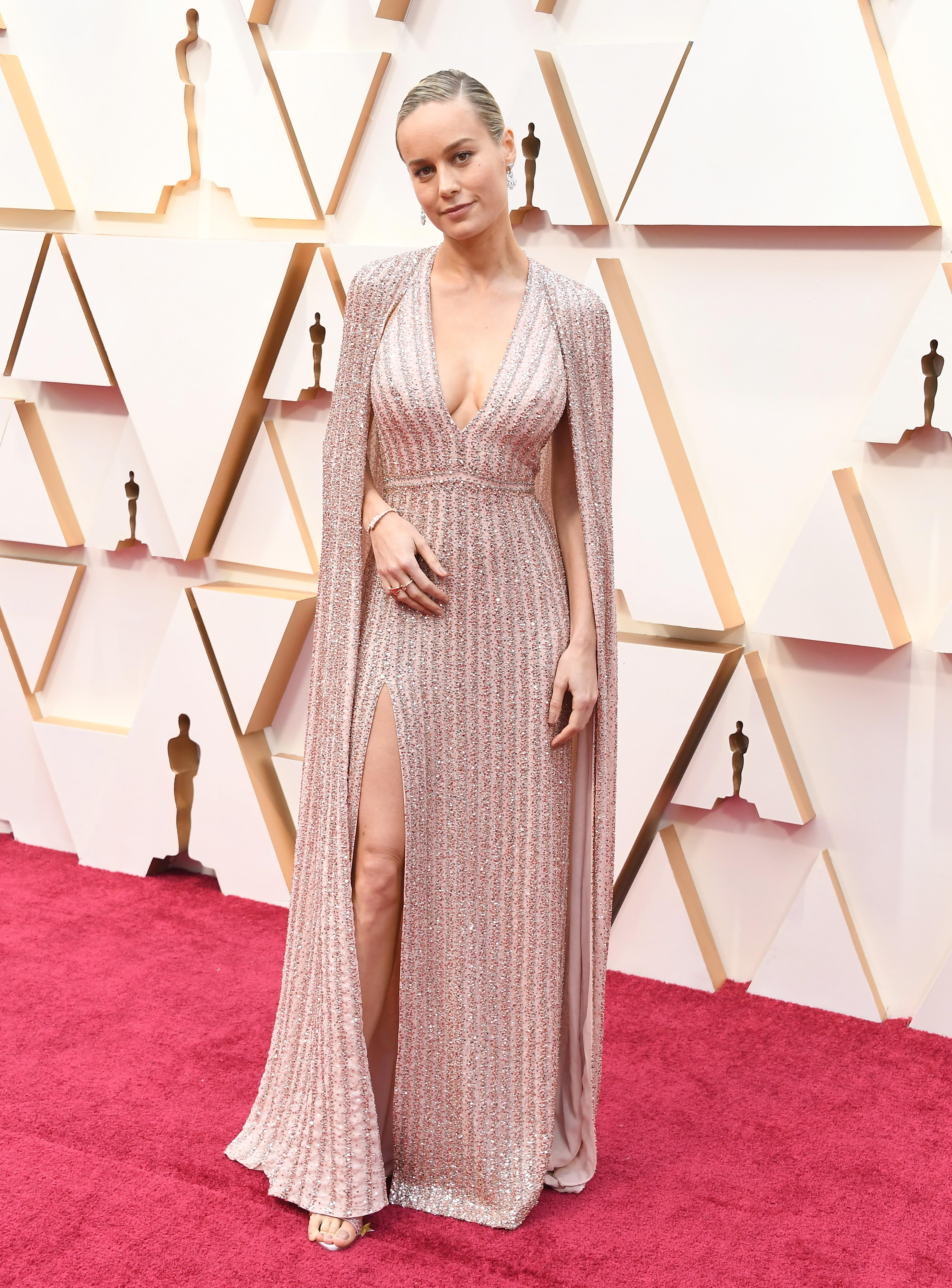 Oscars 2020 Red Carpet: Best And Worst Dressed Celebrities ...