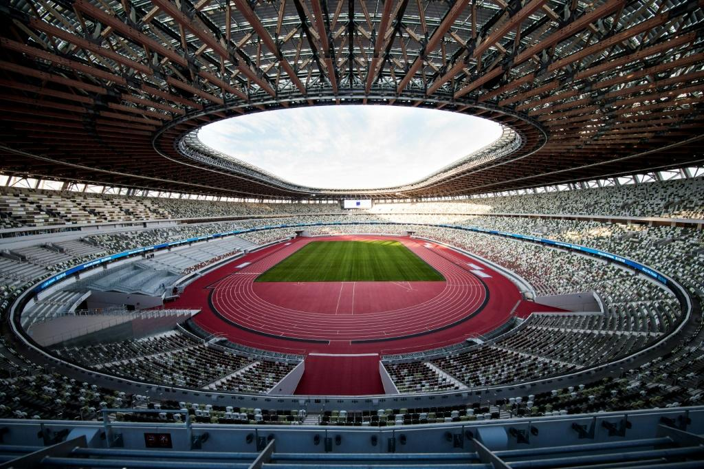 The National Stadium will be the main venue for the Tokyo Olympic Games