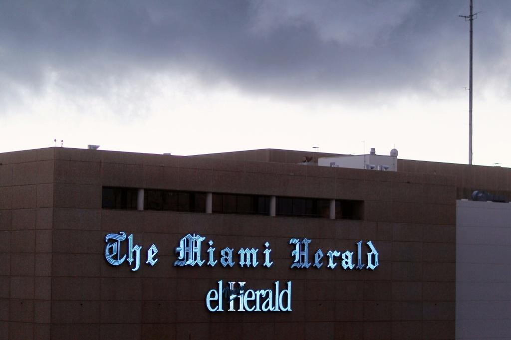 The Miami Herald, one of 30 newspapers owned by McClatchy, recently agreed to sell its downtown headquarters in a sign of the industry's financial woes