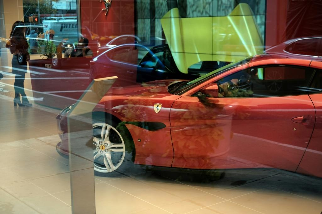 Car sales rebounded in January from a sharp decline in December according to the latest government data