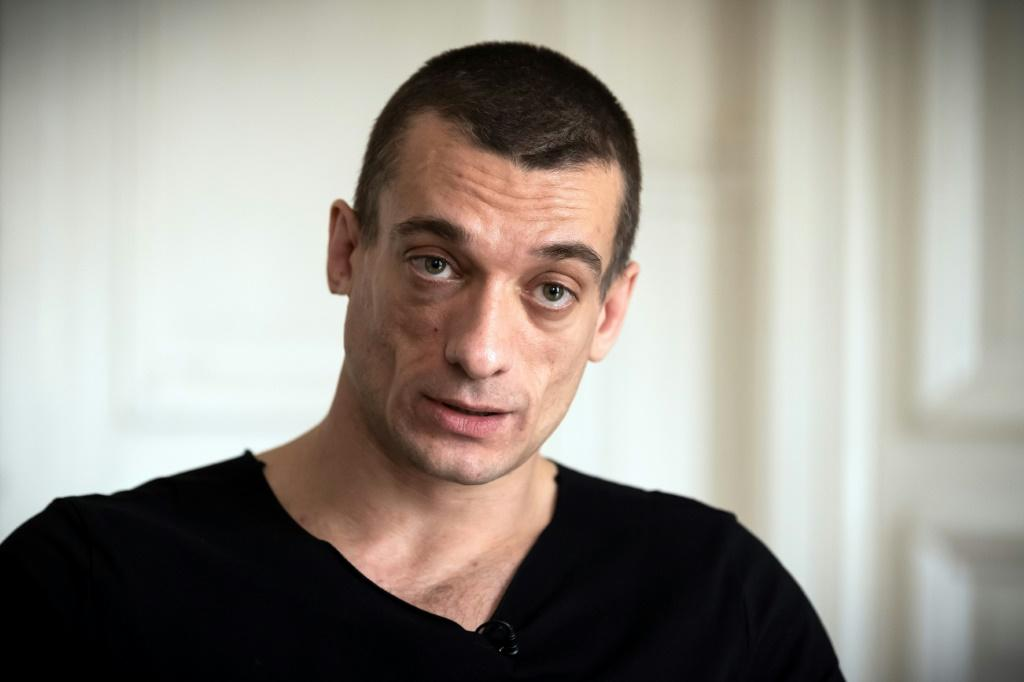 Pavlensky published the sex video to expose 'hypocrisy'