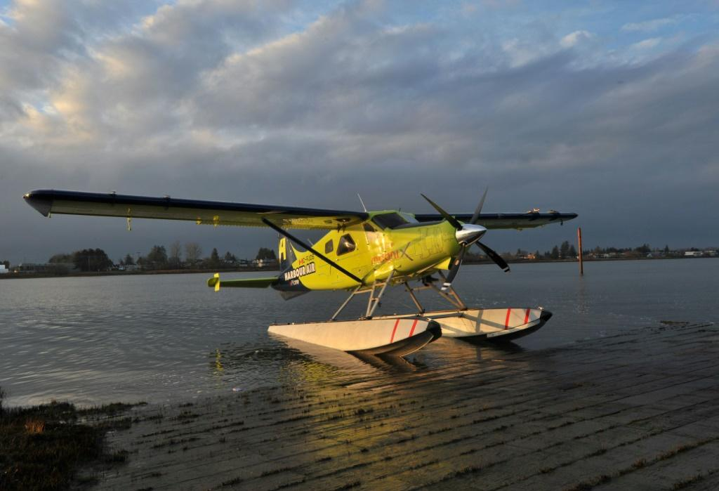 The world's first fully electric aircraft -- designed by engineering firm magniX -- made its inaugural test flight in December in Canada