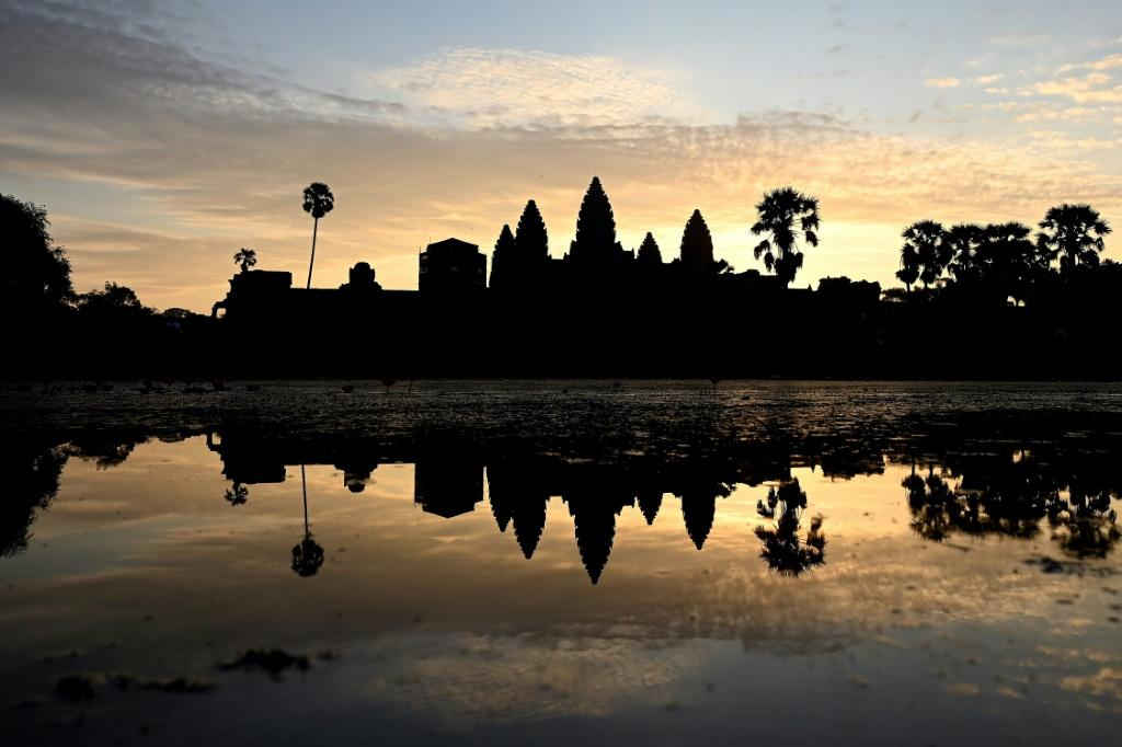 Ticket sales at the famed Angkor temple complex in Cambodia have fallen between 30 and 40 percent