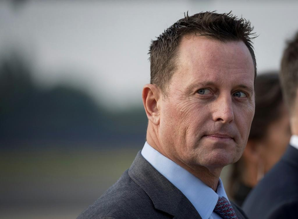 Richard Grenell caused a stir during his diplomatic service, acting as an enforcer of President Donald Trump's policies on Iran, China and other issues