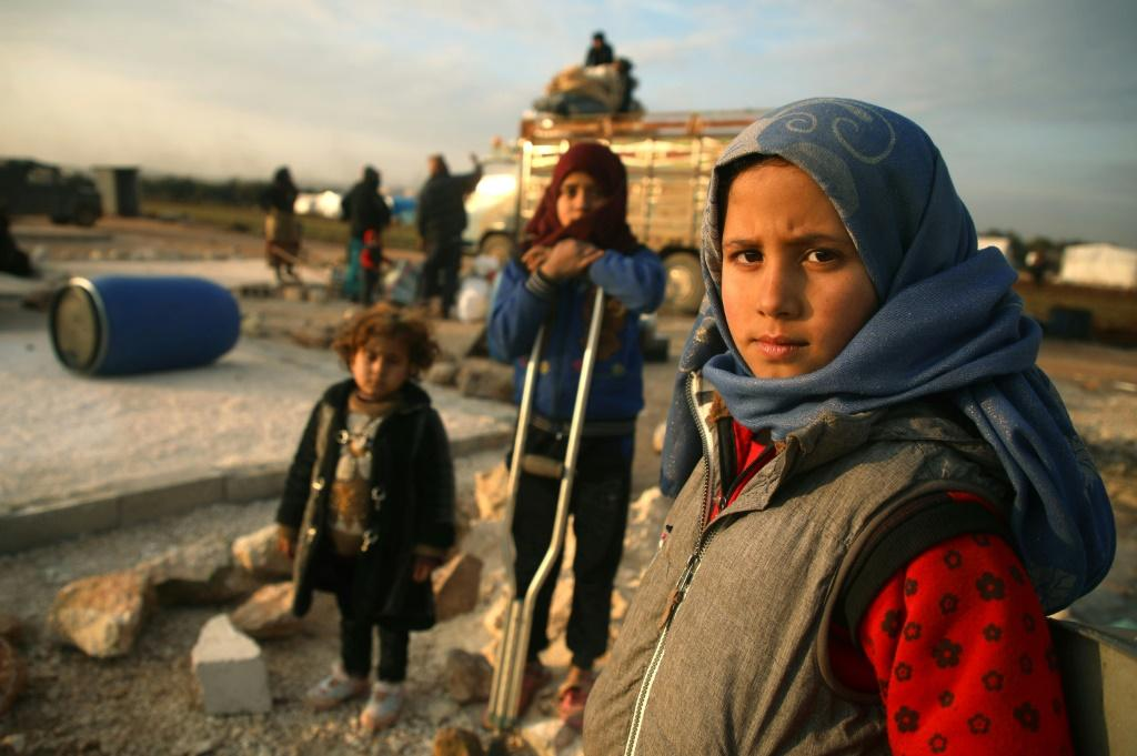 Syrian NGO Alliance said existing camps are overcrowded and civilians forced to sleep in the open
