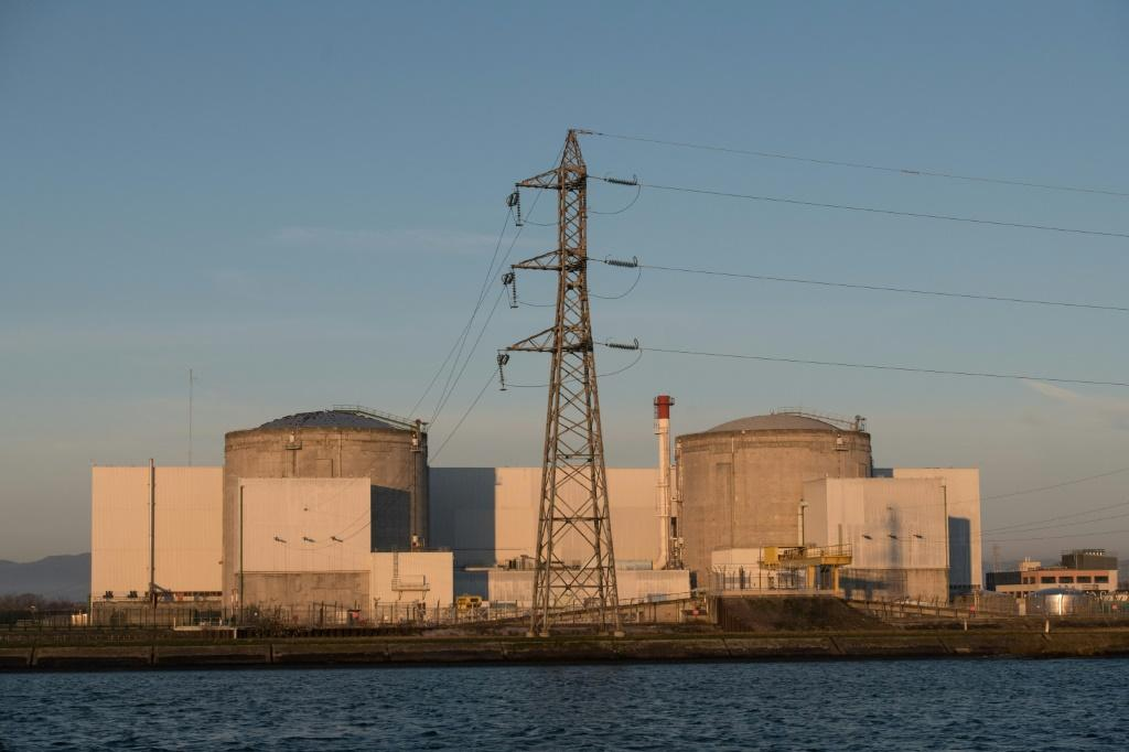 France is finally shutting the country's two oldest nuclear reactors, at the Fessenheim nuclear power plant in Alsace, nearly 10 years after first announcing their shutdown.