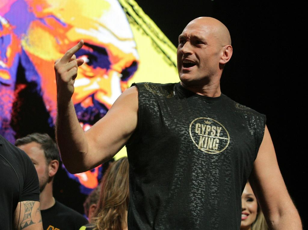 Tyson Fury says he'll never fight Deontay Wilder again
