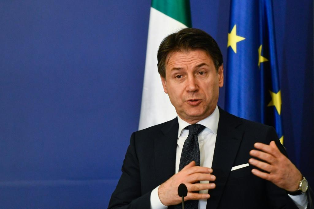 "Everything is under control"", said Italian Prime Minister Giuseppe Conte, stressing that the government was maintaining ""an extremely high level of precaution"" against the virus"