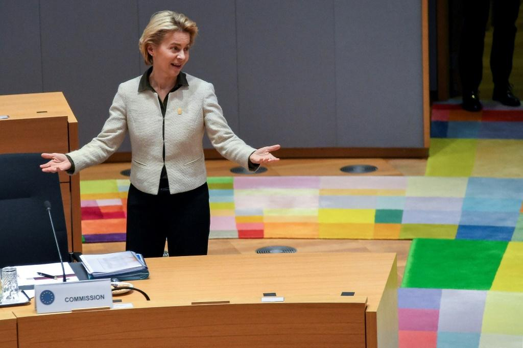 """The European Commission, the EU's executive arm, is aiming for greater """"geopolitical"""" heft under new President Ursula von der Leyen"""