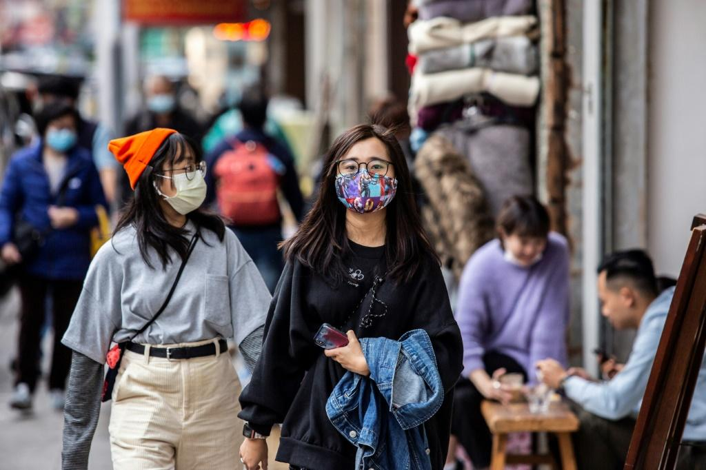 With a chrnoic shortage of face masks, Hong Kongers are becoming increasingly inventive to protect themselves against the coronavirus