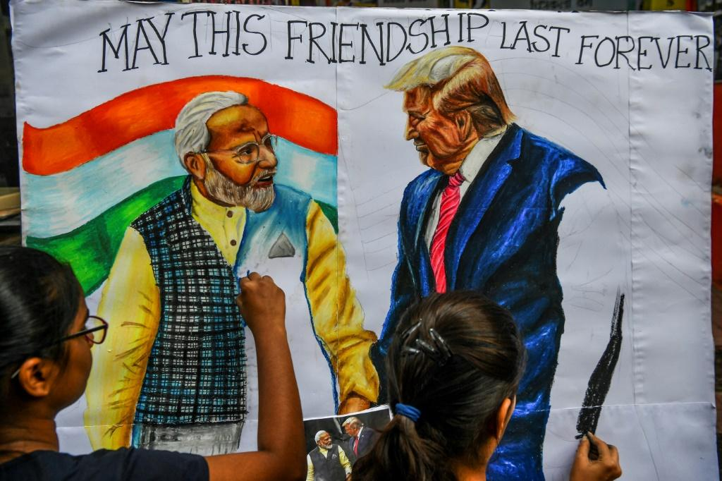 A major US-India trade pact is unlikely during President Donald Trump's visit to the South Asian nation