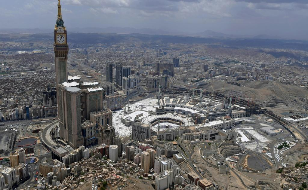 Saudi officials order arrest of rapper over 'Girl from Mecca' YouTube video