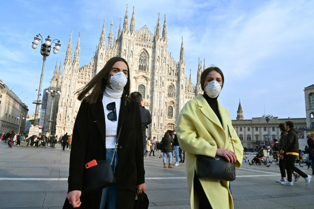 Italy has placed some 50,000 people in a dozen small northern towns in lockdown but the fallout has spread to nearby Milan, where concerns over the spread of coronavirus have disrupted events from Milan fashion Week to opera at La Scala and football