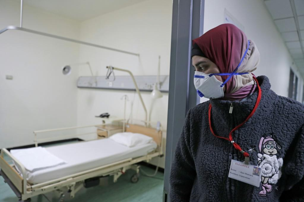Lebanon has confirmed its first case of the new coronavirus -- a 45-year-old woman who had travelled from Iran's holy city of Qom