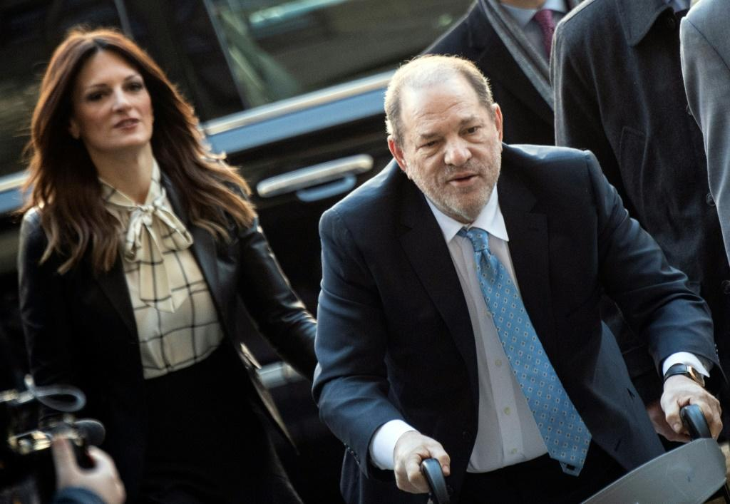 Harvey Weinstein found guilty of sexual assault in landmark #MeToo moment